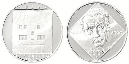 PSM ke 150. výročí narození Adolfa Loose
